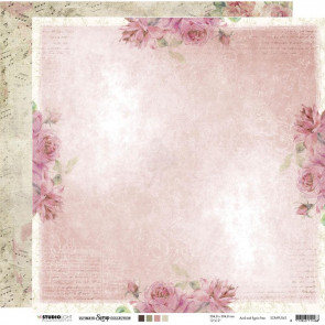 "StudioLight Dobbeltsidet Cardstock 12x12"" Ultimate Scrap Collection 43"