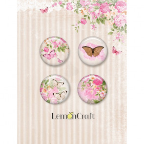 LemonCraft Sweet Secrets Buttons / Badges
