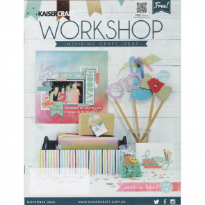 Gratis Workshop Magazine November 2016