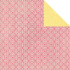 "KaiserCraft Tropical Punch Double-Sided Cardstock 12x12"" Refreshing"