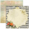 "Marion Smith Design Junque Gypsy Double Sided Cardstock 12x12"" - Nota Bene"