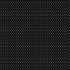 "Core'dinations Core Basics Patterned Cardstock 12x12"" - Black Small Dot"