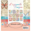 """Ultimate Crafts Double-Sided Paper Pad 6x6"""" 24/Pkg - L'Aquarelle"""