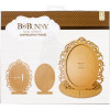 BoBunny Essentials Laser-Cut Chipboard Frame Oval Ornate