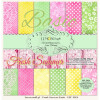 "LemonCraft 12x12"" Basic Paper Pad - Fresh Summer"