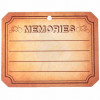 Beyond Visions Paper Label Tags - Vintage Memories