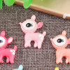 Beyond Visions Resin Pynt - Pink Kawaii Bambi