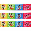 22mm Cartoon Printed Stofbånd - Disney Mickey & Minnie