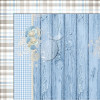 "LemonCraft 12x12"" Double-Sided Scrapbooking Paper Boy's Little World 1"