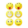 Emoji Face Stickers - Smiley 1