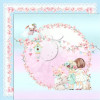 "LemonCraft 12x12"" Double-Sided Scrapbooking Paper Girl's Little World 3"