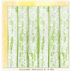 "LemonCraft Double Sided 12x12"" Scrapbooking Paper - Fresh Summer 01"