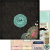 """Marion Smith Designs Garment District Double-Sided Cardstock 12x12"""" - Picture Perfect"""