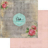 """Marion Smith Designs Garment District Double-Sided Cardstock 12x12"""" - Manhattan"""