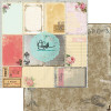 """Marion Smith Designs Garment District Double-Sided Cardstock 12x12"""" - Alterations"""