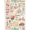 Studio Light A4 Klippeark - Shabby Chic Specials