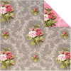 "Anna Griffin Camilla Double-Sided Cardstock 12x12"" - Floral"