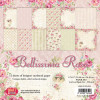 "Craft & You 12x12"" Bellissima Rosa Paper Set"