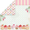 "Craft & You Scrapbooking Ark 12x12"" Sweet Dessert 4"
