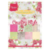 Marianne Design A5 Papirblok - Country Style TASTER