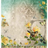 "LaBlanche Papers ""Dream Garden"" 02 Dobbeltsidet 12x12"""