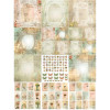 "LaBlanche Paper Pack ""Ladies"" 18 Sheets FOILED"