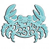 Sweet Dixie Dies - Cute Crab