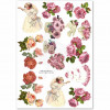 "LaBlanche CutOut Sheet ""Dream Garden 04"""