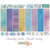 "Studio75 Paper Pack 12x12"" - Lavender Morning"