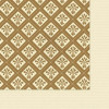 "Ruby Rock-It Elegance Wedding Dobbeltsidet Cardstock 12x12"" - Fleur De Lis/Gold"