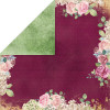 "Craft & You Scrapbooking Ark 12x12"" Flower Vibes 3"