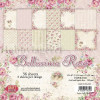 "Craft & You Design Dobbeltsidet Paper Pad 6x6"" Bellissima Rosa TASTER"