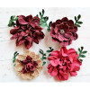 Little Birdie Adriano Victorian Rose 4pcs Flowers
