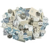 Kaisercraft Frosted Collectables Cardstock Die-Cuts