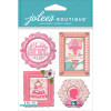Jolee's Boutique Dimensional Stickers - Baby Girl Mini Frames