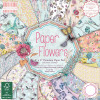 "Trimcraft First Edition Premium Paper Pad 6x6"" - Paper Flowers TASTER"