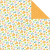 "Echo Park Perfect Summer Double-Sided Cardstock 12x12"" - Fish"