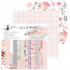 "Piatek13 Love In Bloom 6x6"" Scrapbooking Paper Pad"