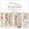 "Mintay Together 6x6"" Scrapbooking Paper Pad"
