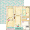 """Marion Smith Design Posh Double Sided Cardstock 12x12"""" - Finer Things"""