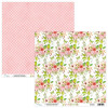 "Mintay Springtime Double-Sided Cardstock 12x12"" Design 2"