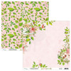 "Mintay Springtime Double-Sided Cardstock 12x12"" Design 4"