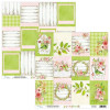 "Mintay Springtime Double-Sided Cardstock 12x12"" Design 6"
