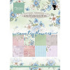 Marianne Design A5 Papirblok - Country Flowers TASTER
