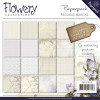 """Find It Flowery Collection 6x6"""" Paperpack - Precious Marieke TASTER"""