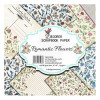 "Decorer Papir Pakke 8x8"" - Romantic Flowers"