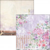 "StudioLight Dobbeltsidet Cardstock 12x12"" English Garden"