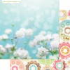 "Webster's Pages Nest Double-Sided Cardstock 12x12"" - Life's Fabric"